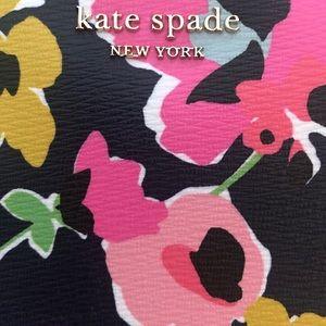 Kate Spade Laptop Case Wildflower Bouquet